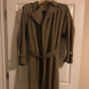 Vintage 1980's Burberry Trench